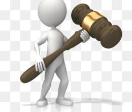 Judge Gavel Lawyer Transparency