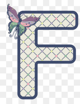 Pattern Font Purple Technology Line