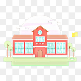 house property pink home facade
