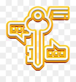 access icon browser icon key icon