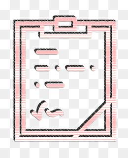 Notepad icon Note icon Essential Set icon