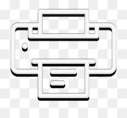 Printer icon Print icon Miscellaneous Elements icon