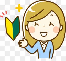 cartoon yellow facial expression clip art smile