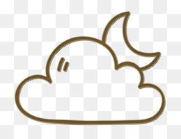 cloud icon forecast icon moon icon