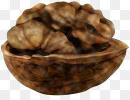 walnut food nut bowl dish