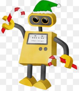 cartoon toy yellow machine robot