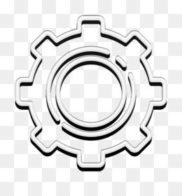 Machine Gear Wheel Cogwheel Vector - 59104756 : Shutterstock   Gear wheels,  Gear tattoo, Gear template