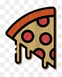 Pizza icon Pizza slice icon Party and Celebration icon