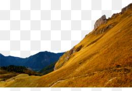 mountainous landforms nature highland mountain natural landscape