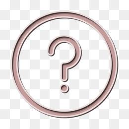 Round help button icon Web application UI icon Help icon
