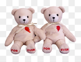 Teddy bear love valentine's day