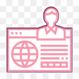 Programming icon Login icon Website icon