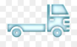 Truck icon Car icon