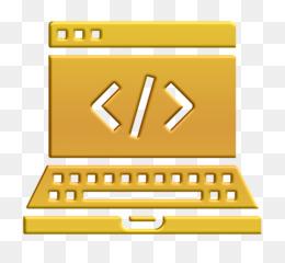 Type of Website icon Code icon Development icon