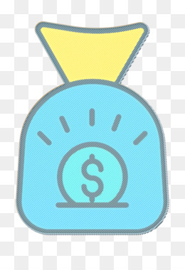 Investment icon Business and finance icon Money bag icon