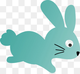 Cute Easter Bunny Easter Day