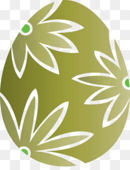 Floral Easter Egg Flower Easter Egg Happy Easter Day