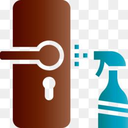 cleaning door hygiene coronavirus