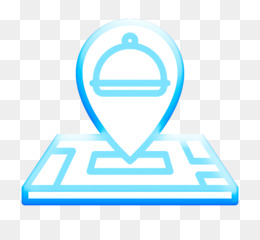 Maps and location icon Food Delivery icon Location icon