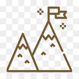 Achievement icon Strategy icon Mission icon