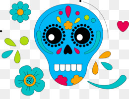 Calavera La Calavera Catrina sugar skull