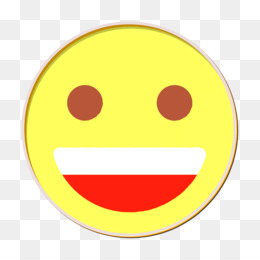 Emoji icon Smiley and people icon Grinning icon
