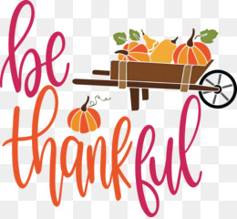 Be Thankful Thanksgiving Autumn