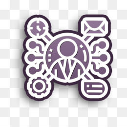 Communication icon Support services icon Consult icon