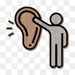 Listen icon Communication icon