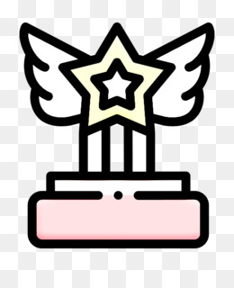 Rock and Roll icon Trophy icon Prize icon