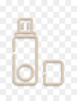 Usb icon Flash drive icon Media Technology icon