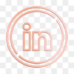 Linkedin icon Social circles icon Link icon