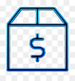Box icon Tools and utensils icon Ecommerce Set icon