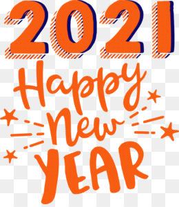 2021 New Year Happy New Year