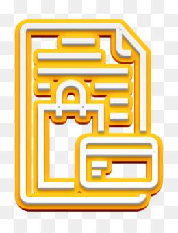 Term icon E-commerce icon
