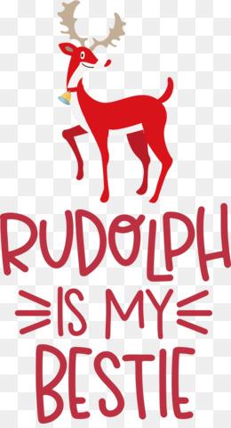 Rudolph is my bestie Rudolph Deer