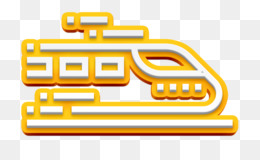 Traveling icon Train icon