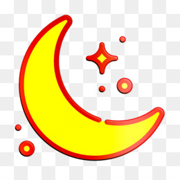 Weather icon Moon icon