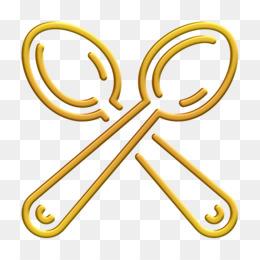 Spoons icon Coffee Shop icon Kitchen icon