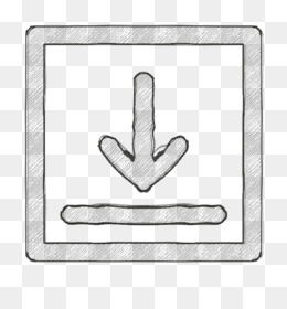 Web application UI icon Download arrow icon Download icon