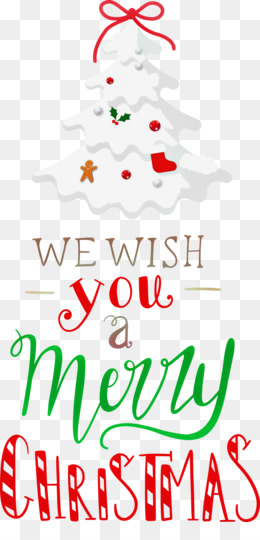 Merry Christmas We Wish You A Merry Christmas