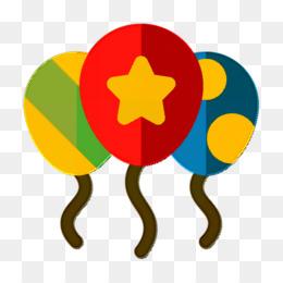 Balloon icon Amusement Park icon Balloons icon