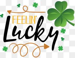 Saint Patrick Patricks Day Feelin Lucky