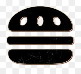 Hamburger Meal icon Burger icon Amusement Park icon