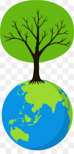 earth tree go green