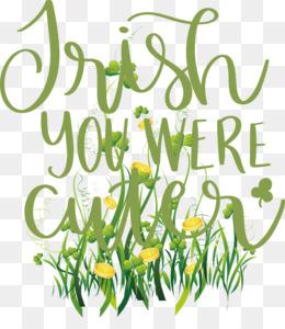 shamrock Irish Saint Patrick's Day