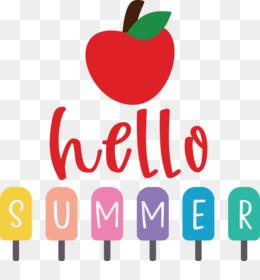 Hello Summer Happy Summer Summer