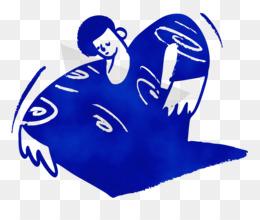 logo cobalt blue / m cobalt blue / m line symbol