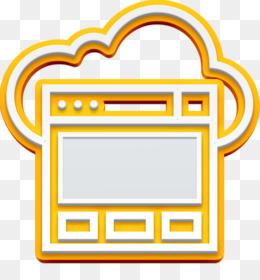 Html icon Browser icon Network icon