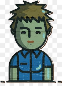 People avatars icon Boy icon Man icon